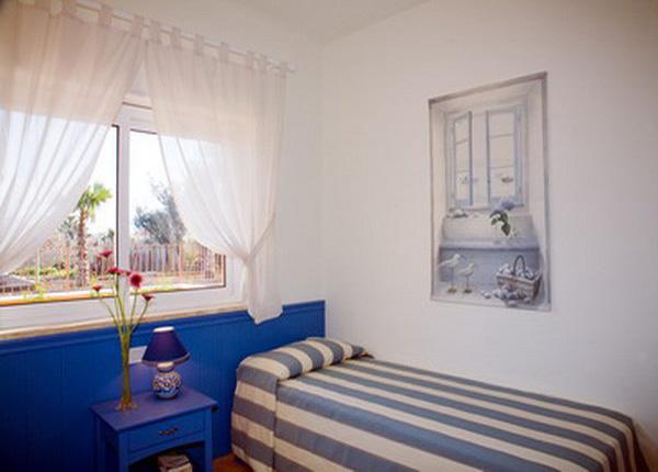 Residence dei margi messina trilocale for Camera da letto singola